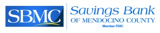 Savings Bank of Mendocino County logo