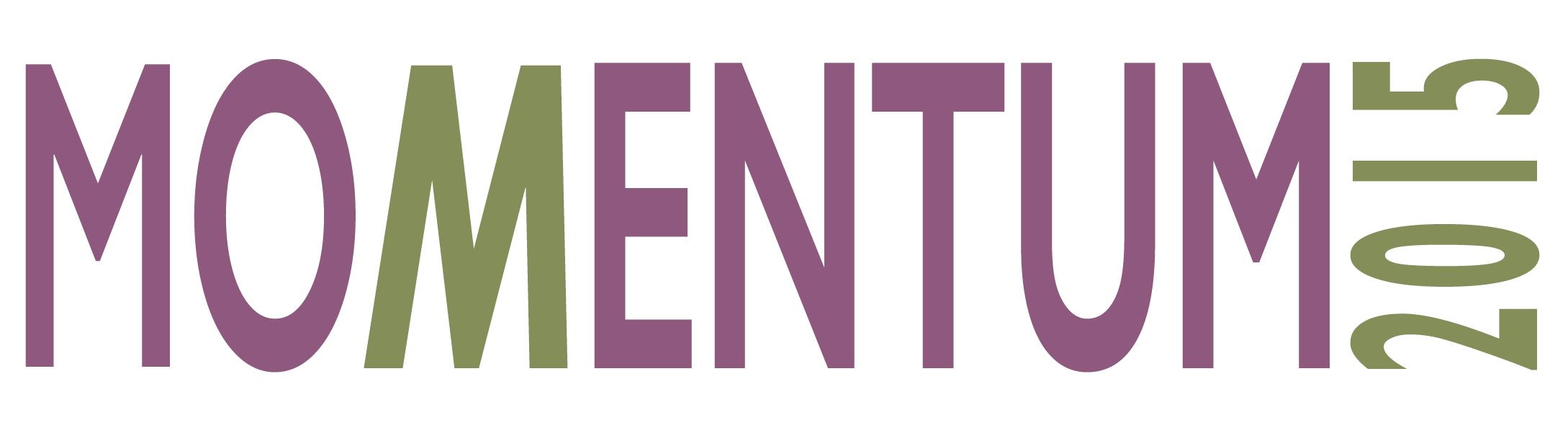 Momentum 2015 logo