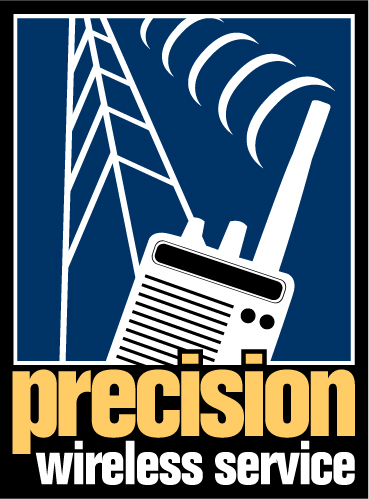 Precision Wireless logo