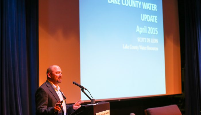 Lake County Water Update by Scott De Leon, Lake County Water Resources Director