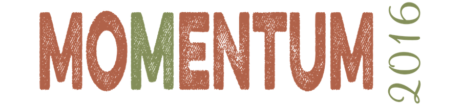 Momentum 2016 logo