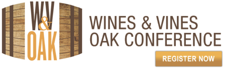 Wines & Vines Oak Conference banner