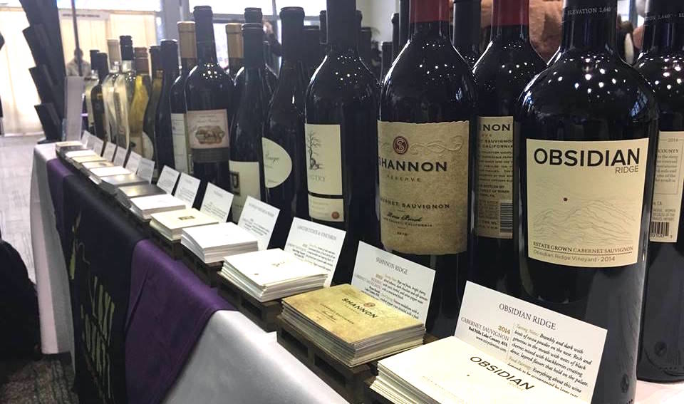 Lake County Wines at Unified Symposium 2016