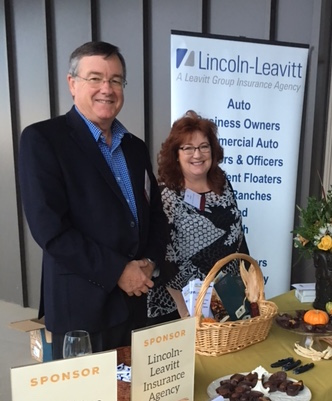 Tom Lincoln and Jill Jensen