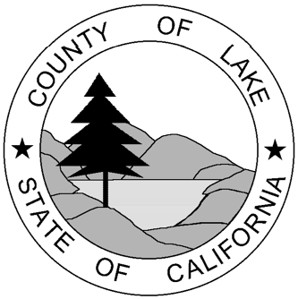 County of Lake logo