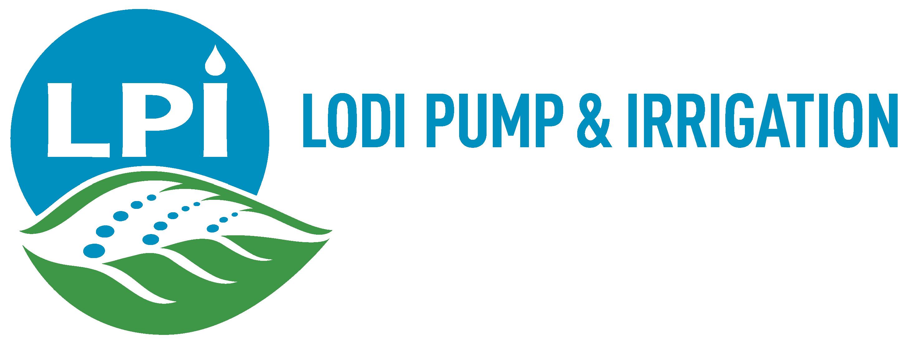 Lodi Pump & Irrigation logo
