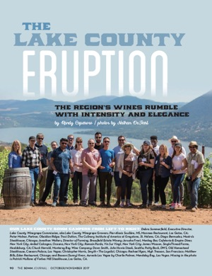 The SOMM Journal article: The Lake County Eruption