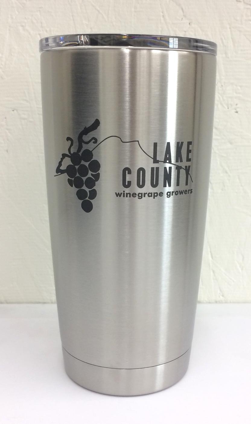 Yeti tumbler with LCWC logo