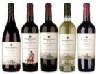 Bottle shots of Shannon Ridge Family of Wines
