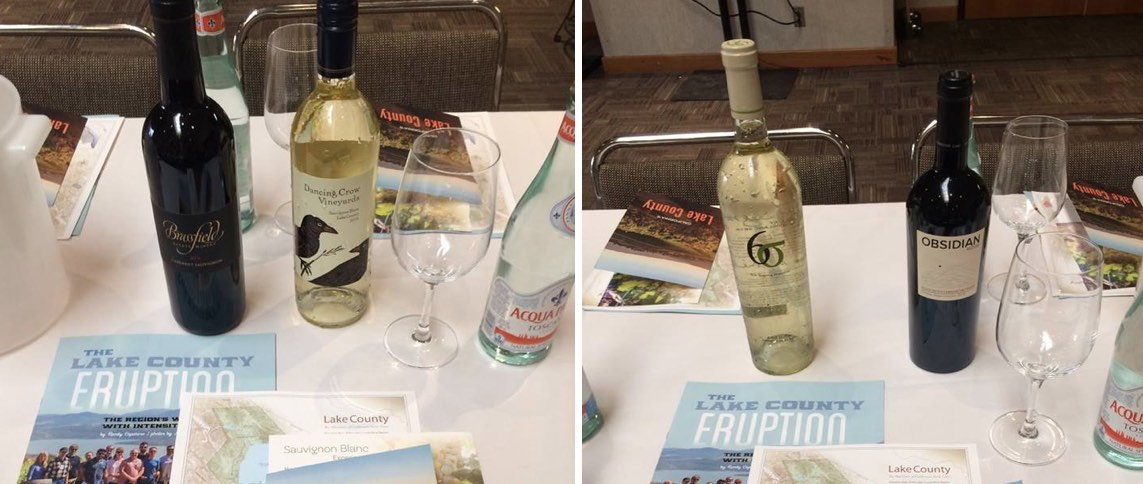 Lake County Wines at TEXSOM