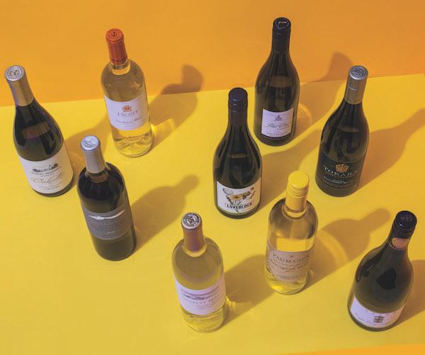 Wine Enthusiast Sauvignon Blanc, by Meg Baggot