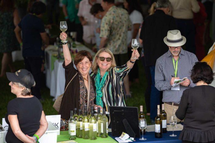 Sauvignon Blanc Experience Grand Tasting event