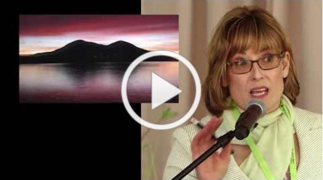 Deborah Parker Wong at Sauvignon Blanc Experience Lake County 2018