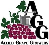 Allied Grape Growers logo