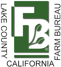 Lake County Farm Bureau logo