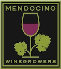 Mendocino Winegrowers logo