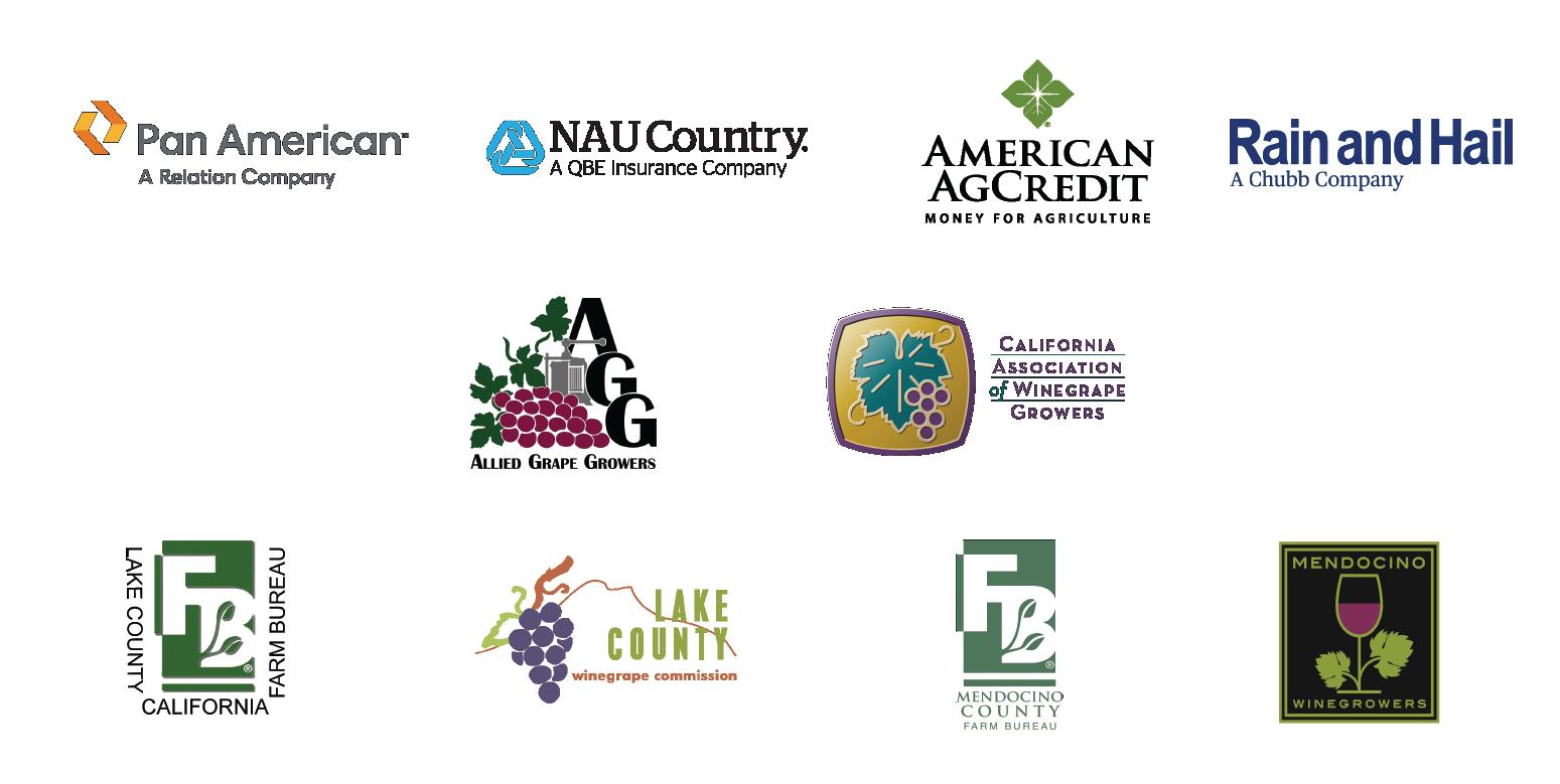 Lake County 2019 Insurance Seminar Sponsor Logos