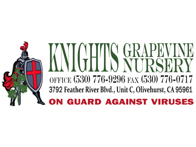 Knights Grapevine Nursery