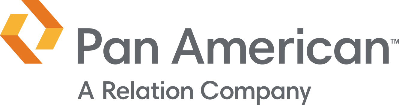 Logo for Pan American, a Relation Company