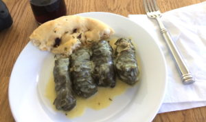 Dancing Poly's Dolmades