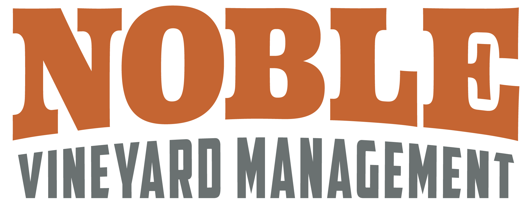 Noble Vineyard Management logo