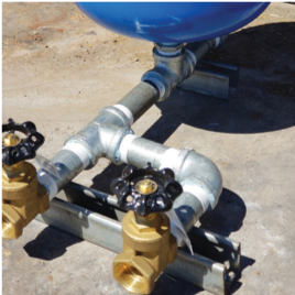 PumpMan provides water systems for residential, ag, and municipal needs.