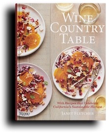 Wine Country Table by Janey Fletcher, published by Wine Institute