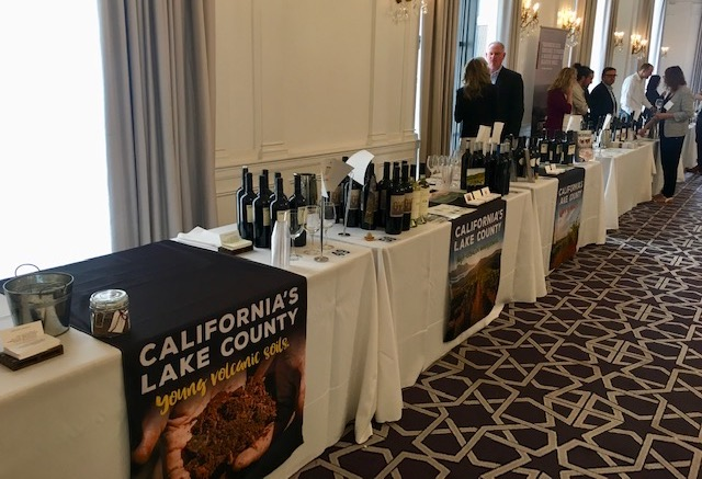 2019 Volcanic Wine Conference, New York