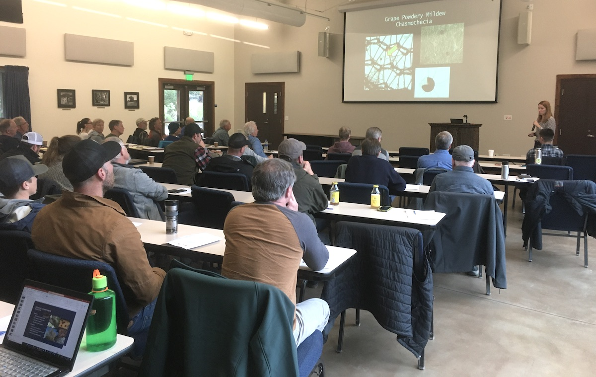 Lake & Mendocino Counties IPM Seminar December 13, 2019