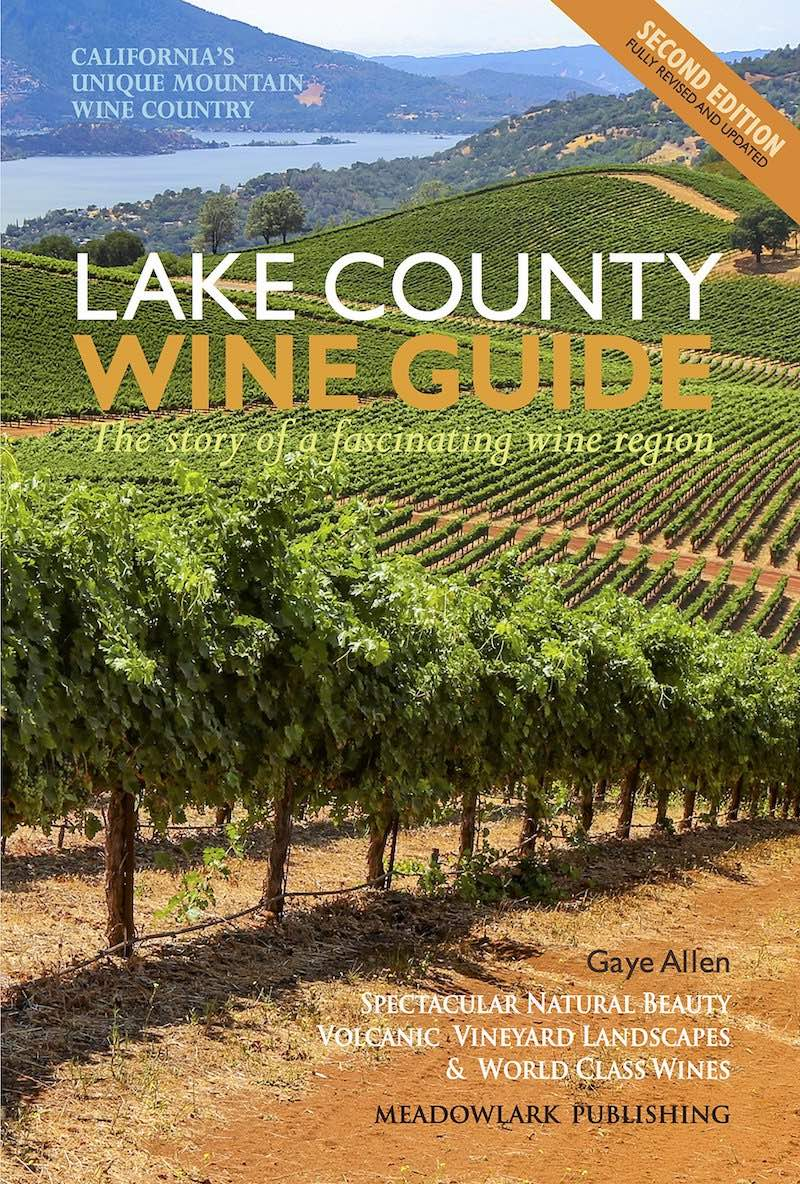 Lake County Wine Guide by Gaye Allen (book)