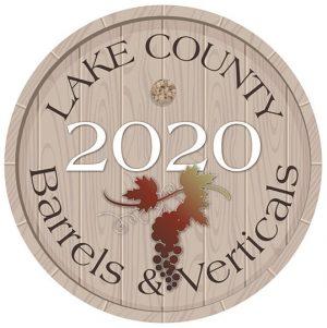 Lake County Barrels & Verticals 2020 logo