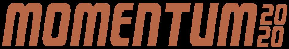 Momentum 2020 logo