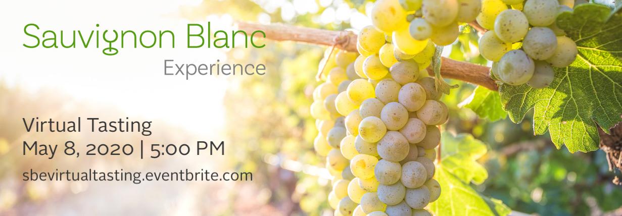 Lake County Sauvignon Blanc Experience - Virtual Tasting banner