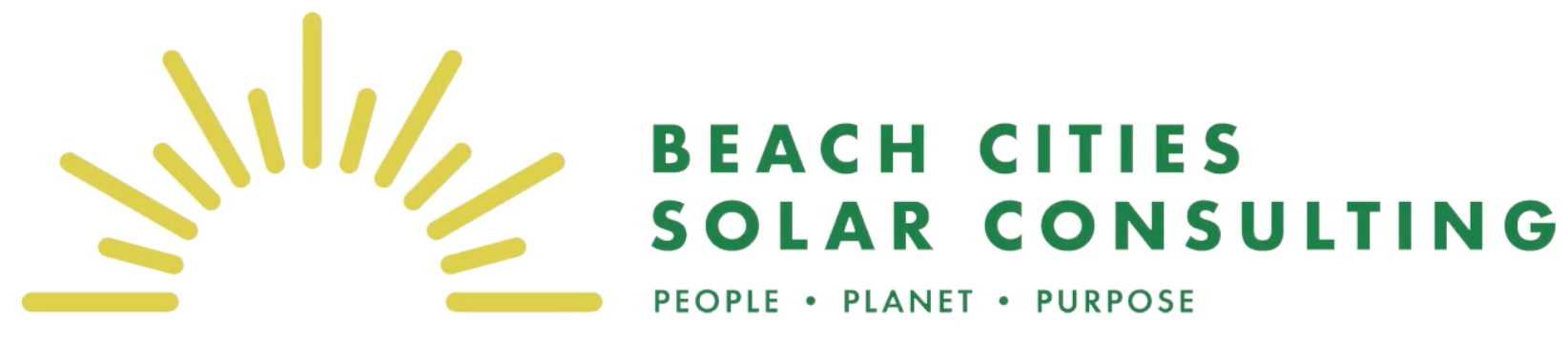 Beach Cities Solar Consulting logo