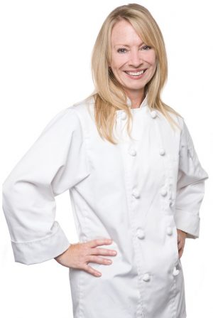 Chef Tammy Lipps, The Right Choice Farm & Catering
