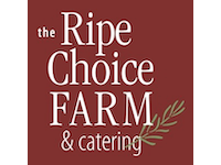 The Ripe Choice Farm & Catering logo