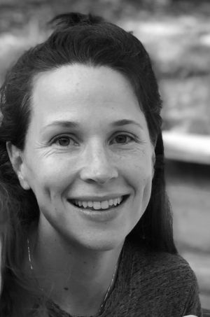 Emily Farrant, co-founder of Two Leaves, LLC