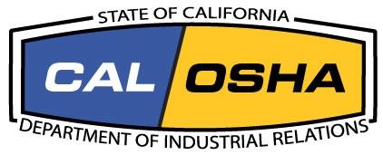 Cal OSHA logo